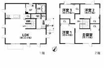 上篠路60-35戸建(3棟目)