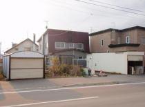旭川市永山1-16 売土地の外観写真