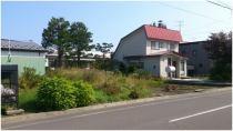美瑛町栄町4売り土地の外観写真