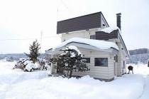 西神楽1線24号戸建の外観写真
