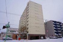 リーセント1条通 11階の外観写真