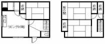 神楽4‐2戸建