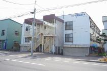 8・22コーポエムA・B棟の外観写真