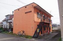 新富壱番館の外観写真