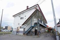 吉田マンションC棟の外観写真