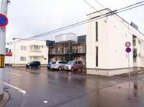 スカイハイツ大町Aの外観写真