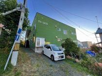 グリーンハウスの外観写真