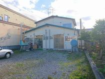 神居8-4二戸借家の外観写真