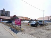 曙1-1月決駐車場の外観写真