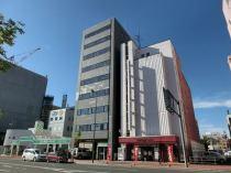 旭川駅前第一ビルの外観写真