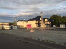 永山8-8月決駐車場の外観写真