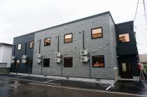 仮)富良野新築AP B棟の外観写真