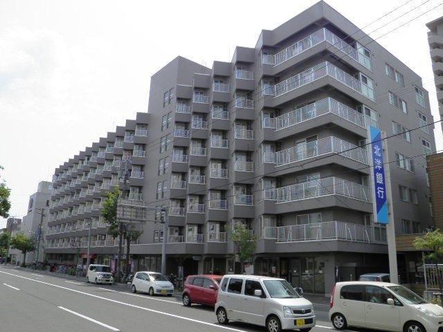 ◆値下げ!◆平岸パークマンションの外観写真