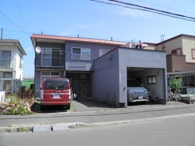手稲区 投資用住宅の外観写真