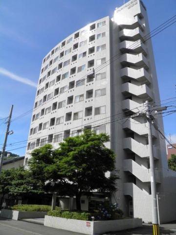 クリオ円山公園壱番館の外観写真