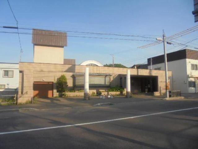 小樽市 店舗付住宅の外観写真