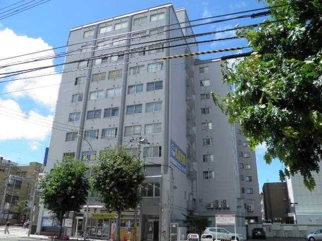 チサンマンション札幌第6の外観写真