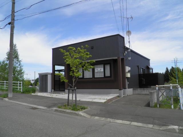 清田区 一戸建ての外観写真