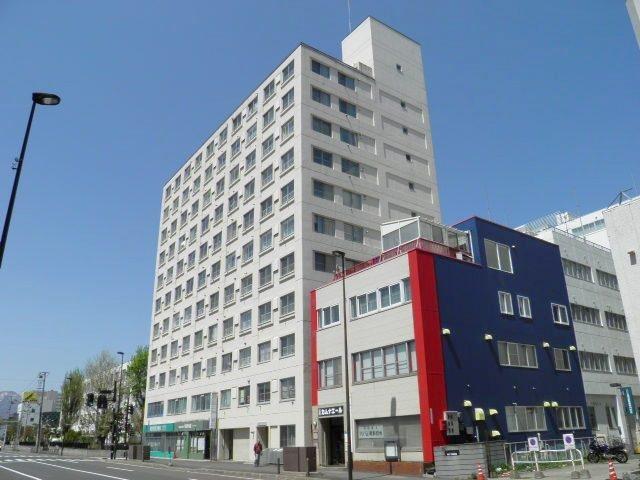 チサンマンション札幌第3の外観写真