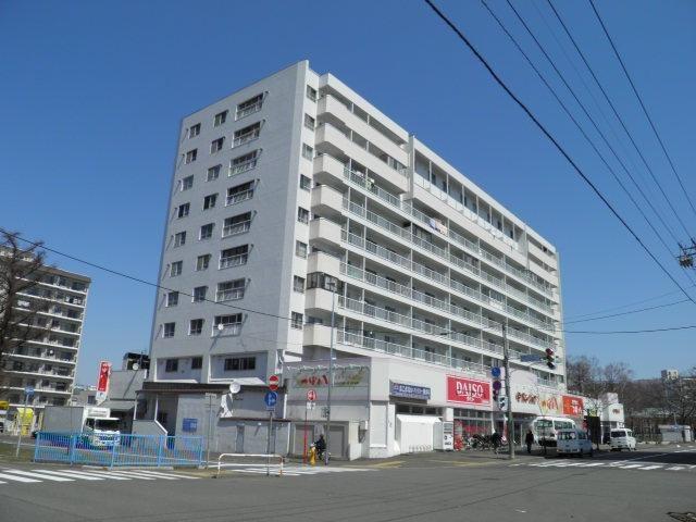 ◆値下げ!◆真駒内上町ビルの外観写真