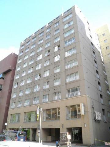 ロジェ札幌25の外観写真