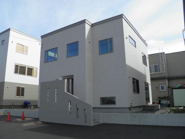 手稲区 新築戸建Bの外観写真