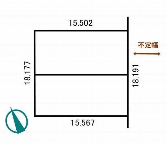 ◆値下げ!◆北広島市 土地の外観写真