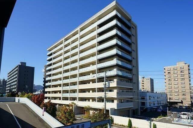 ファインシティ東札幌の外観写真