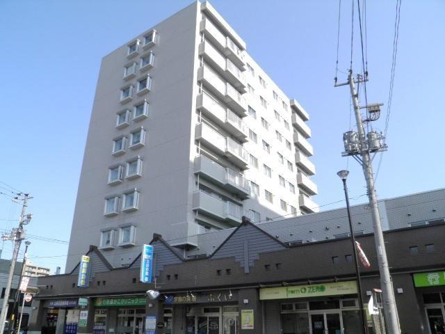 クリオ行啓通1番館の外観写真