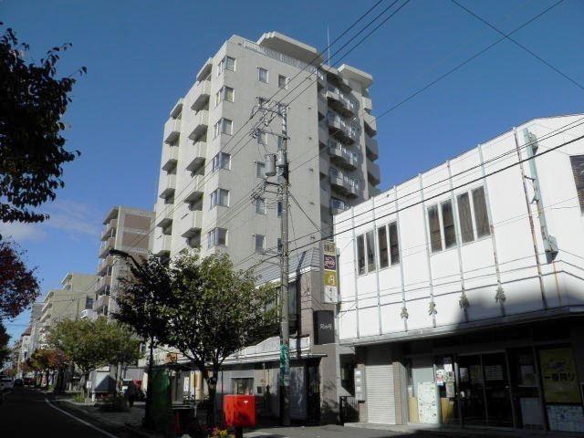 クリオ本郷通1番館の外観写真