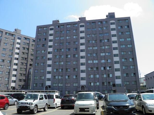 ◆値下げ!◆リーセント里塚B棟の外観写真