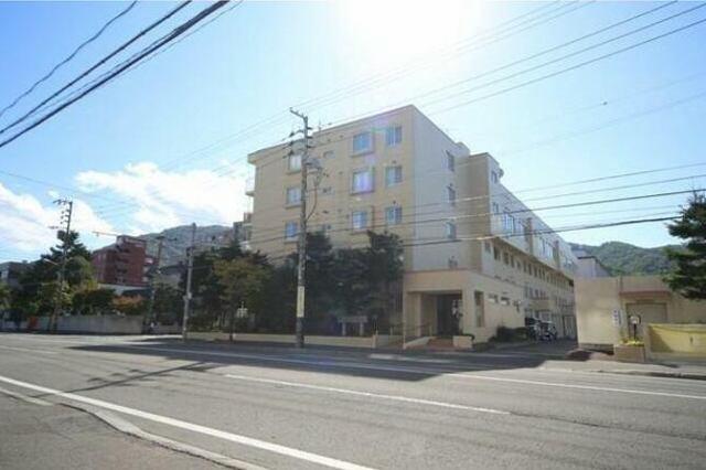 旭ヶ丘パークマンションの外観写真