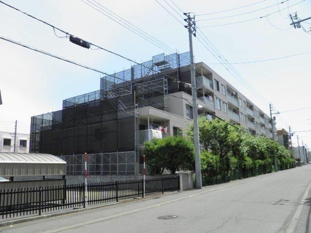 ◆値下げ!◆白石本郷サンハイツの外観写真