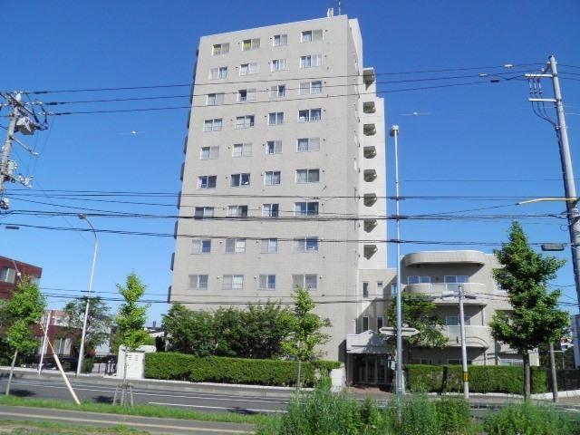 麻生シティハウスの外観写真