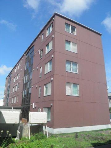 エメラルドマンション白石の外観写真