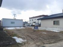 美幌町字新町1丁目63番 土地