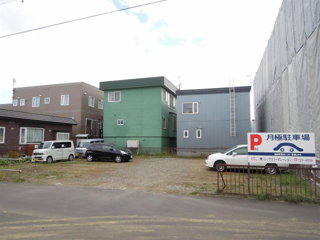 北27条第2パーキングの外観写真