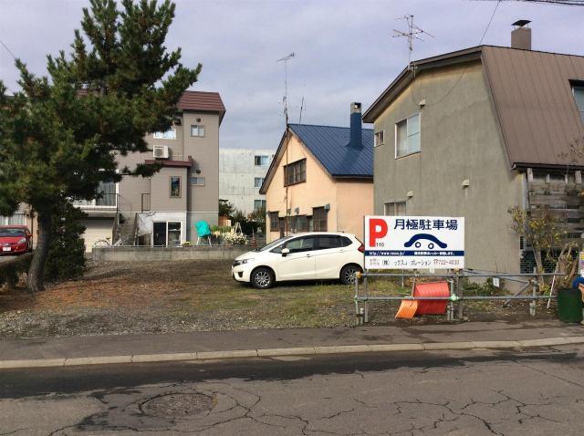 本町2条第2パーキングの外観写真