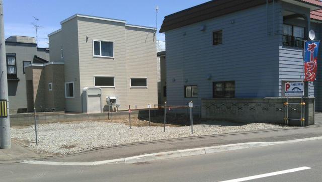 新川5条2丁目第2パーキングの外観写真