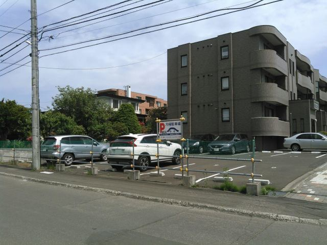福住駅前パーキングの外観写真