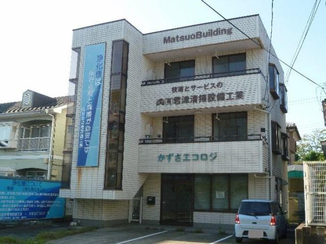 1990年築のマンションです。