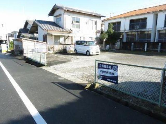 斉藤有料駐車場の外観写真