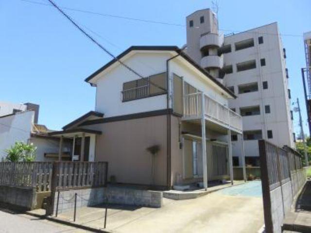 東坂田3丁目貸家の外観写真