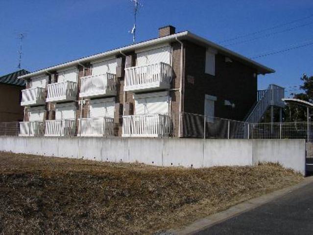 2008年築のアパートです。