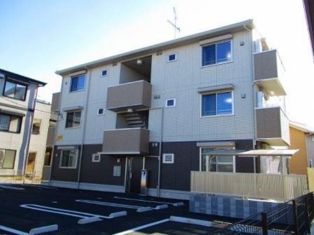 2017年1月完成の新築アパートです。