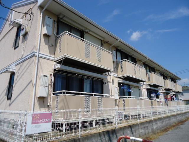 1993年築2階建てアパート