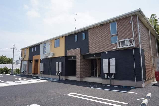 2018年8月築予定の新築アパートです