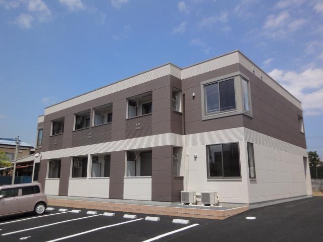 木更津市長須賀新築アパートの外観写真