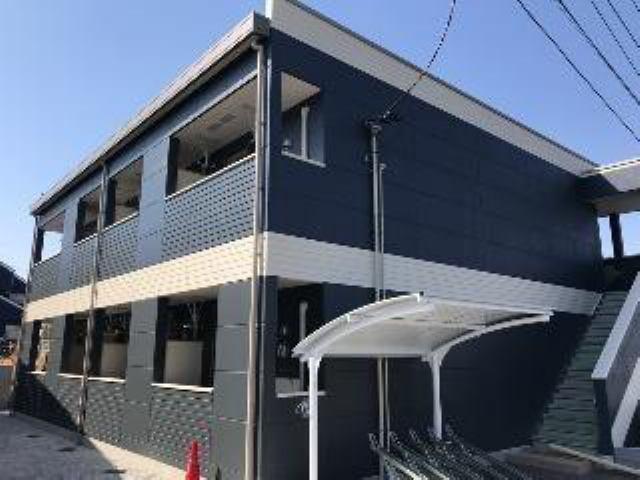 君津市北子安2丁目新築アパートの外観写真