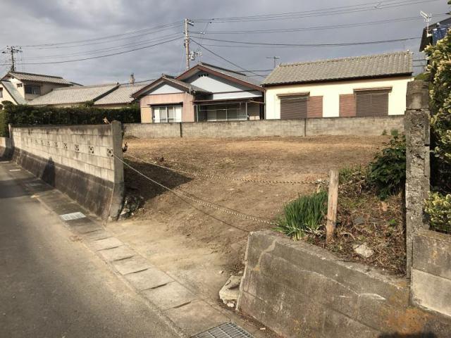 館山市湊売地の外観写真